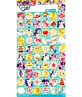 Sticker sheet paper My Little Pony