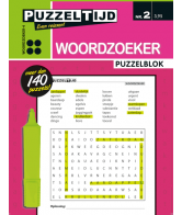 Puzzelblok woordzoeker 4 punt nr.2