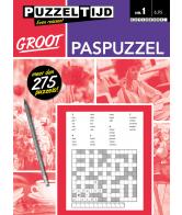 Puzzelboek paspuzzel groot nr. 1