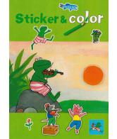 Boekenvoordeel Verrast Je Met Boek Hobby En Cadeau Sticker Sheet