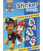 Paw Patrol Stickerboek 00117