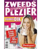 Dubbeldik Zweeds puzzelplezier