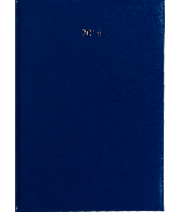 Weektimer agenda A4 2019 licht blauw nr 254
