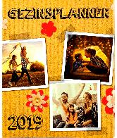 Agenda 2019 Gezinsplanner (ringband)