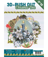 3D Uitdrukvellenboek 10 Christmas Time