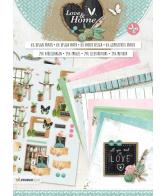 A4 Stansblok 01 Love & Home