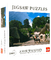 Puzzel Cockington Village (1000 stukjes)