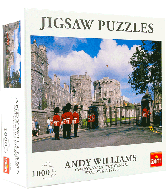 Puzzel Changing of the guard Windsor Castle (1000 stukjes)