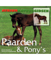 Atrium Natuurgids Paarden & Pony's