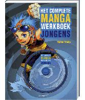 Het Complete Manga Werkboek Jongens