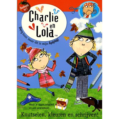 Charlie en Loa Doeboek Nr1